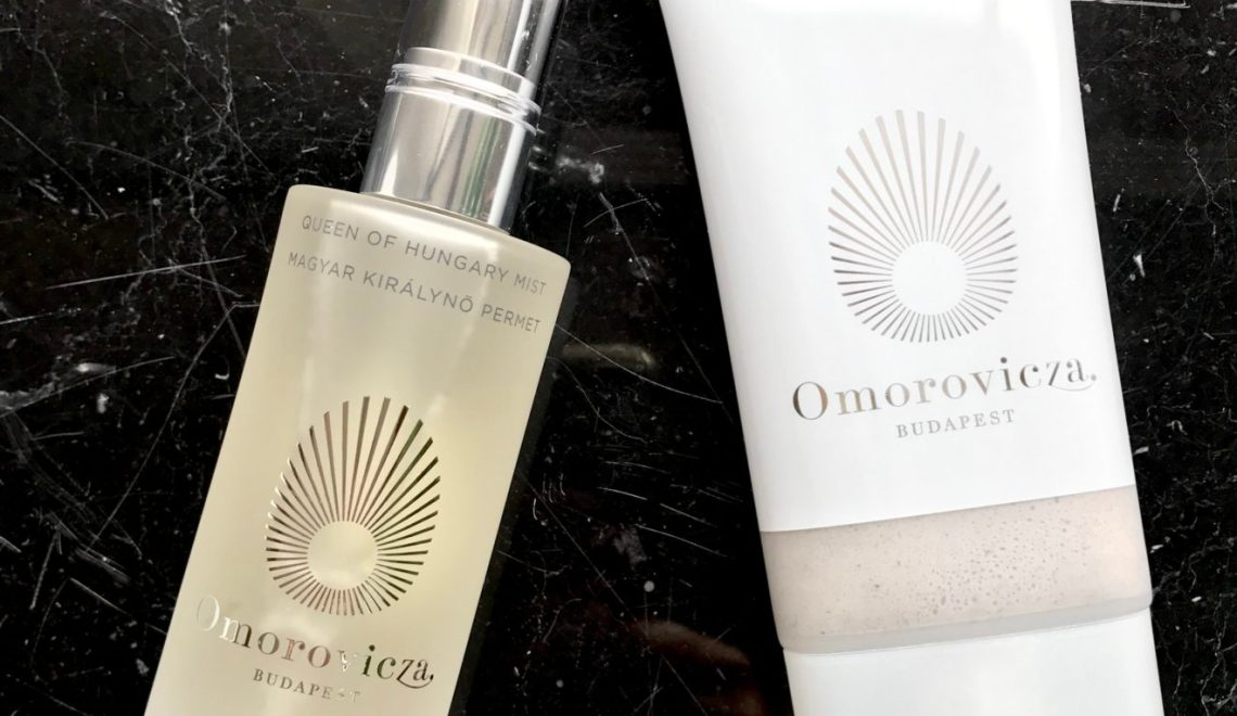 Omorovicza Skincare & Queen Of Hungary Water