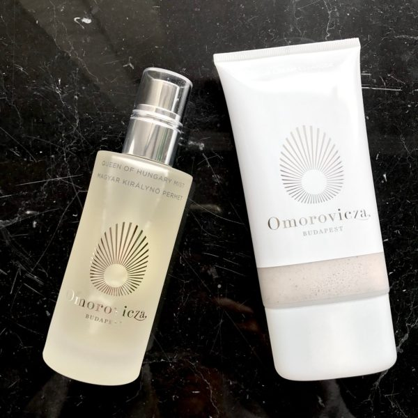 Omorovicza_Moor_Mud_Cleanser_Queen_Of_Hungary_water_Review