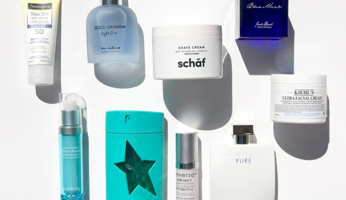 Gifts To Make Dads & Those Like Dads Smell & Feel Fine