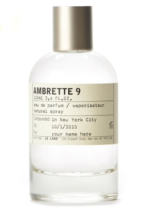 le labo ambrette 9 review dalybeauty