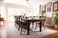 GLOBAL ECLECTIC DINING ROOM REVEAL - Daly Digs