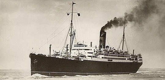 The Sinking of the Laconia: Tommy's Story (3/4)