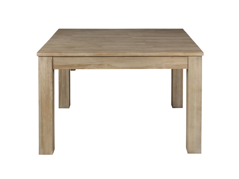 table carree gris