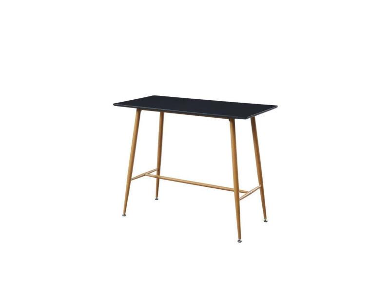 table bar laque