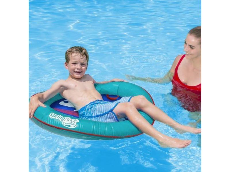 matelas gonflable piscine kids boat