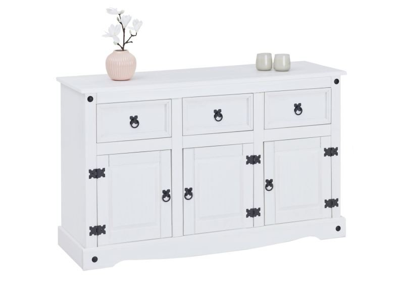buffet rural commode bahut vaisselier