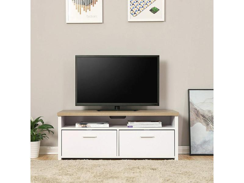 tv blanc 100