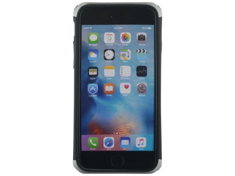 Coque rigide itskins nitro grise et noire iphone 6/6s - Vente de DIVERS - Conforama