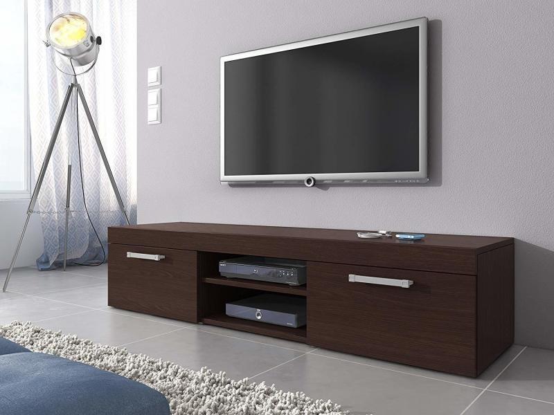 meuble tv 160 cm