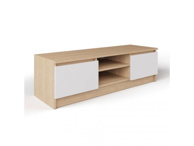 meuble tv 120 cm