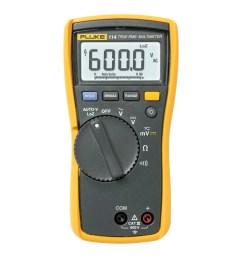 fluke 114 true rms electrical multimeter cat iii 600 v fluke elapsed time meter wiring diagram [ 1500 x 1000 Pixel ]
