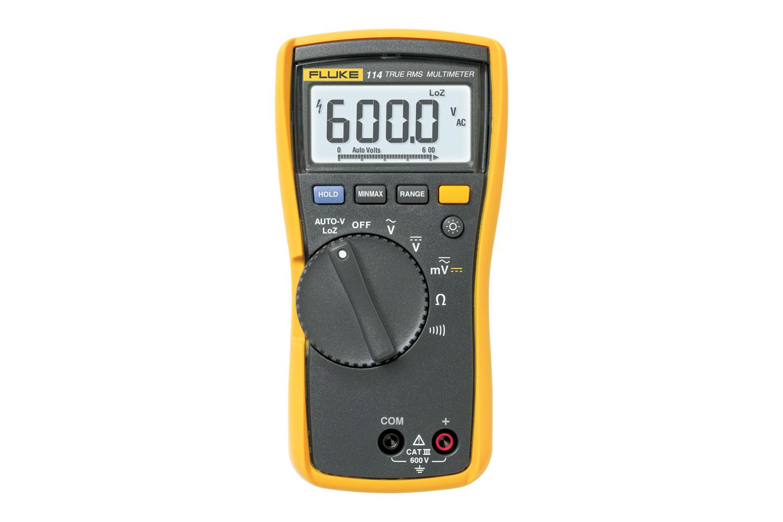 hight resolution of fluke 114 true rms electrical multimeter cat iii 600 v fluke elapsed time meter wiring diagram