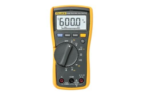 small resolution of fluke 115 true rms digital multimeter