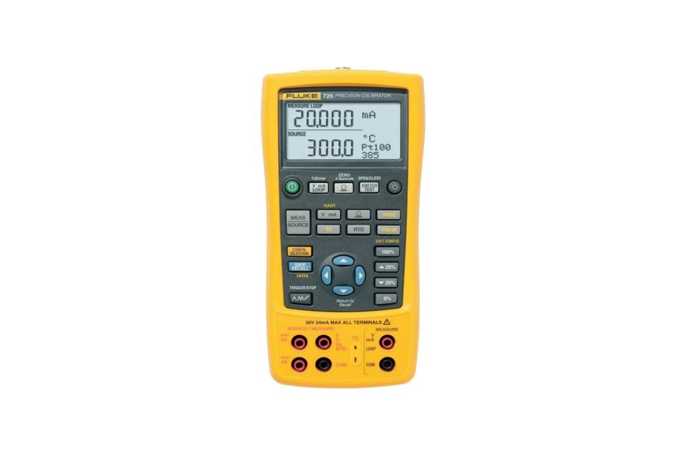 medium resolution of fluke 726 precision multifunction calibrators
