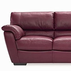 Eq3 Sofa On Tufted Leather My Favorite Thread Natuzzi Sears V Microsuede