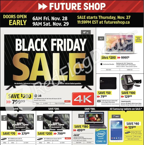 Future Shop Black Friday Deals Are Live Forums