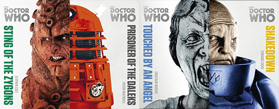BBC Books Release The Monsters! Doctor Who