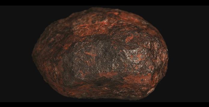 Edscottite mineral meteorite