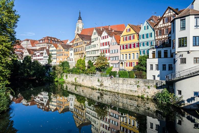 Suabia alemania fotografia panoramica Friburgo Brisgovia