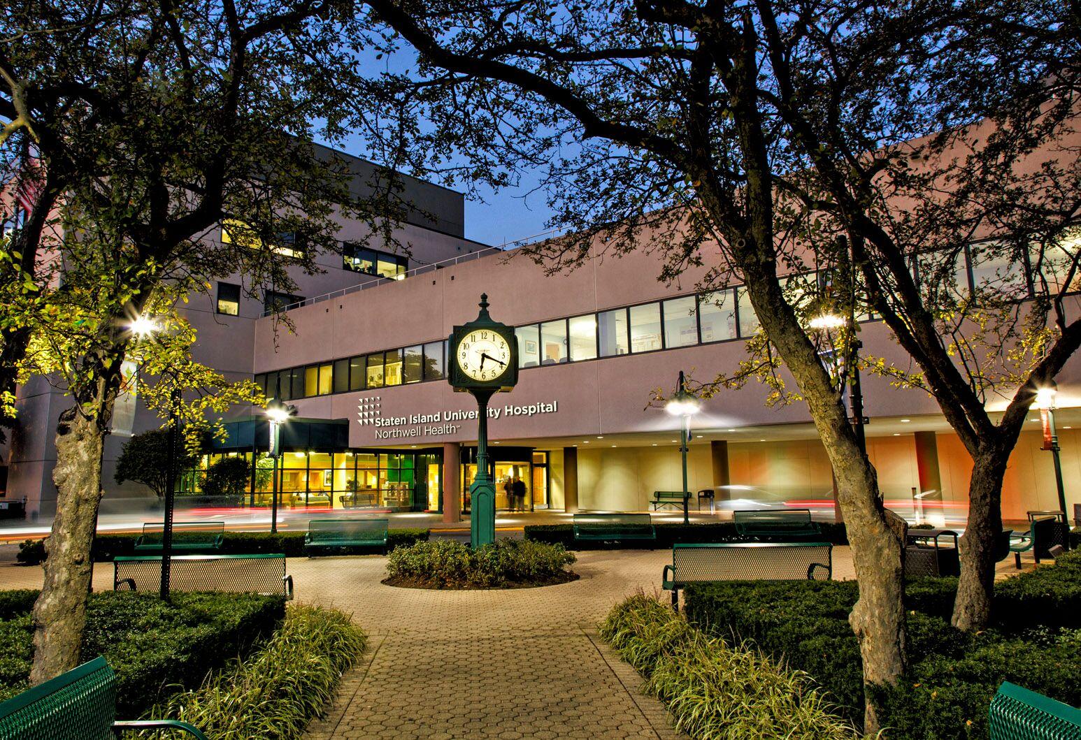 Staten Island University Hospital Northwell Health