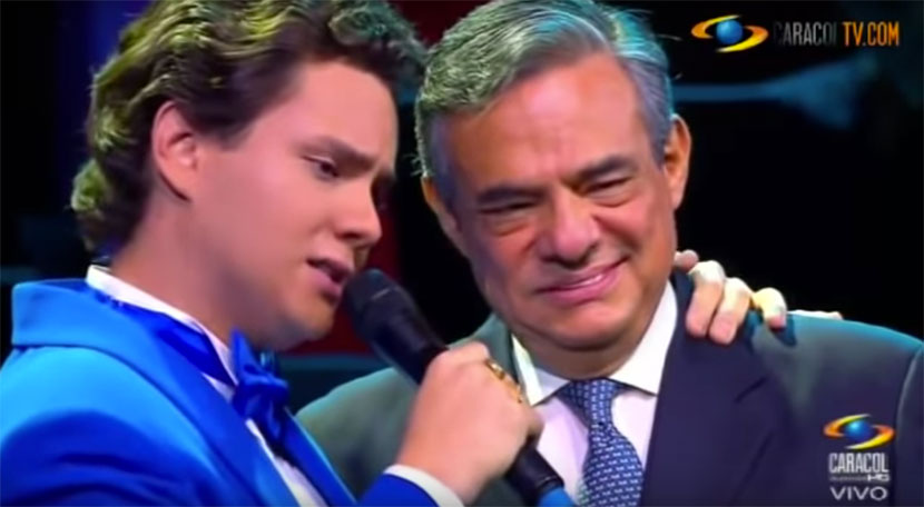 ¡El hijo falso! Manuel José revela secretos de su relación con José José