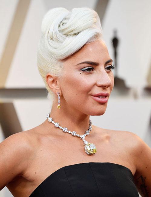 Lady Gaga at the Oscar