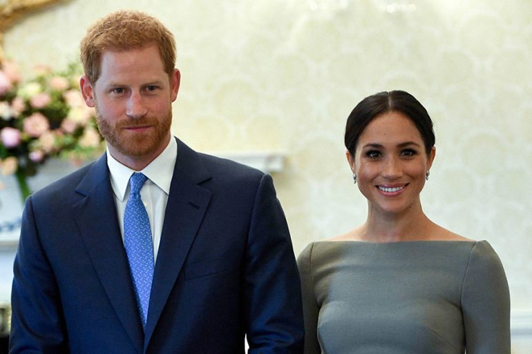 Cmo podra llamarse el beb de los duques de Sussex