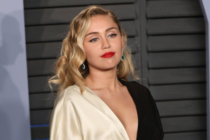 Miley Cyrus has been completely sober for six months
