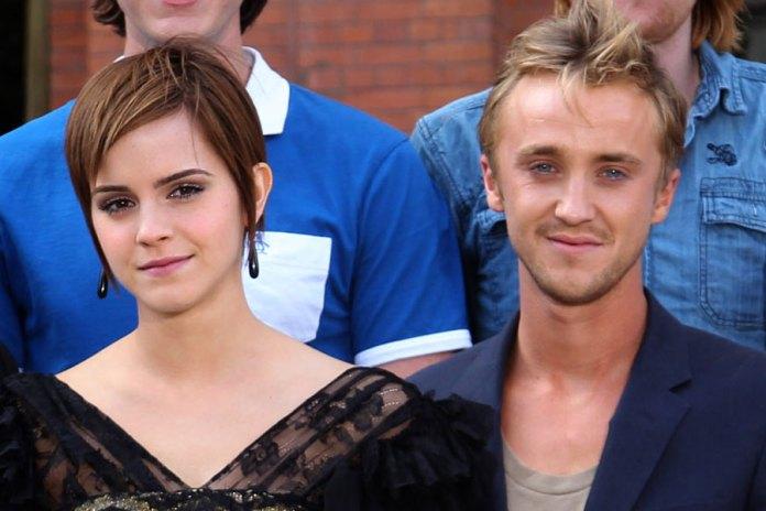 Emma Watson yTom Felton