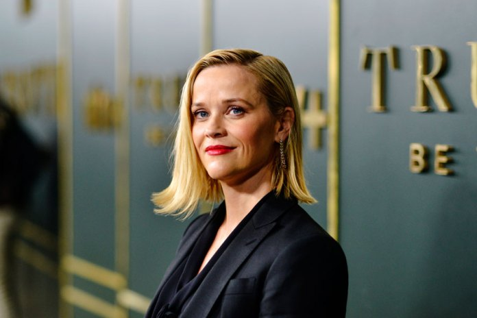 Reese Witherspoon presents his new talk show