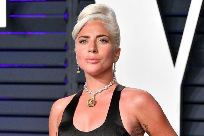 Lady Gaga mask WHO