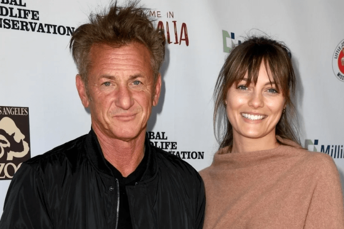 Sean Penn confirms their wedding and gives details on the link