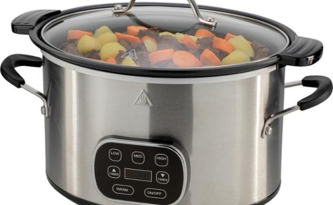 Asda George Home 6l Gsc601ss 18 Slow Cooker Review Which