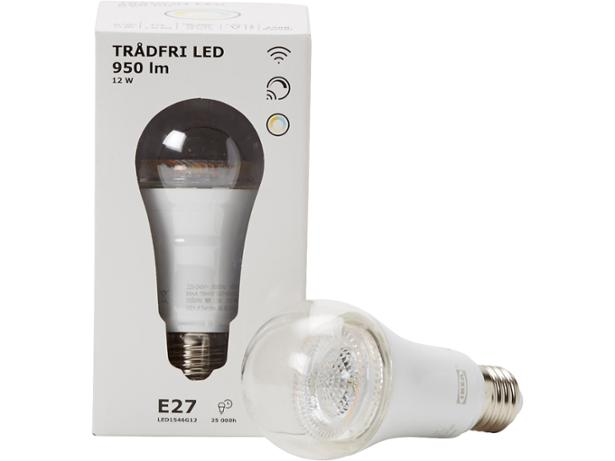 ikea tradfri led bulb 003 182 68 light