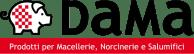 Dama - Prodotti e Attrezzature per macellerie, norcinerie e salumifici