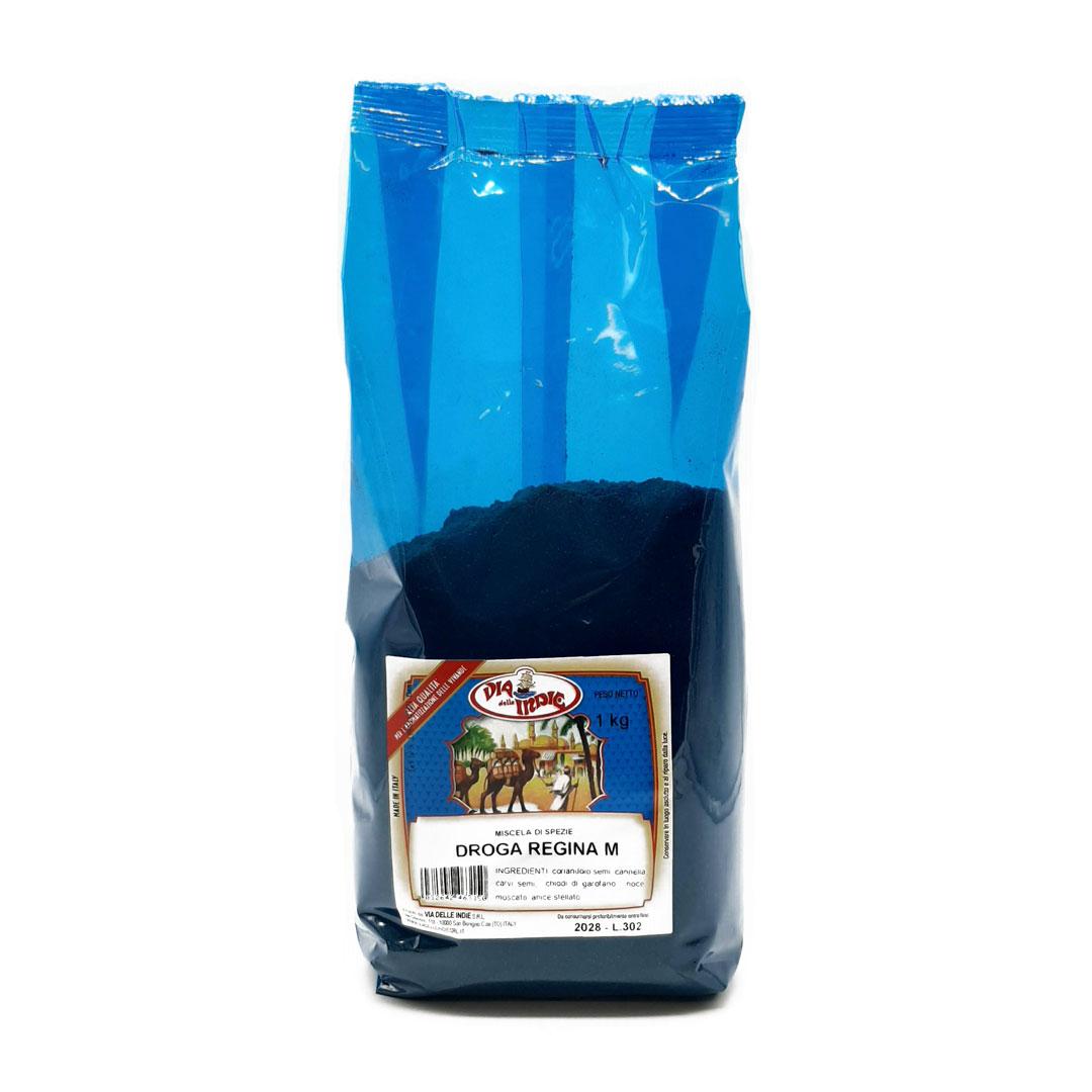 Droga Regina per insaporire salumi e salmistrati - Confezioni da 100 gr a 1 kg
