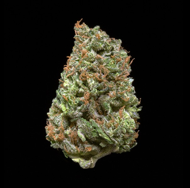 黑三角大麻(Black Triangle)