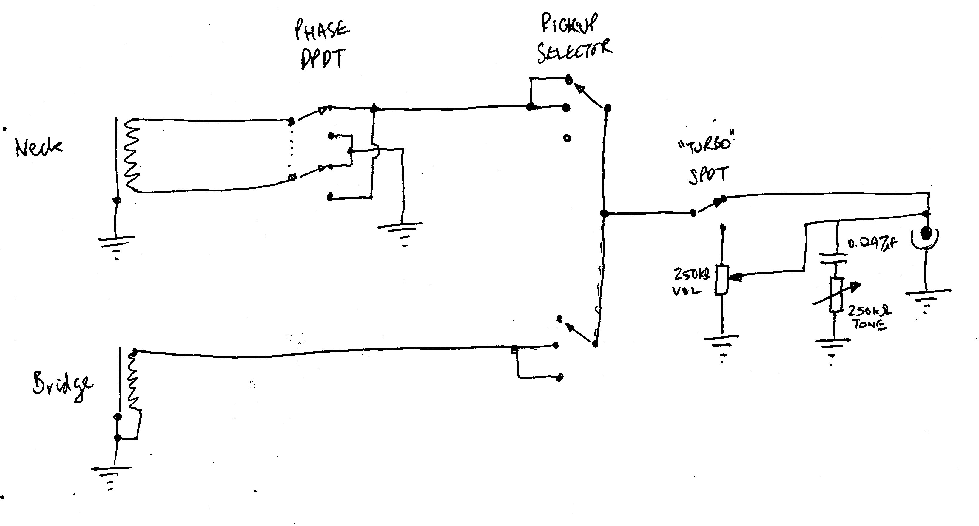 hot rod tele wiring diagram audi a6 c6 bose telecaster tone control schematic get free image about