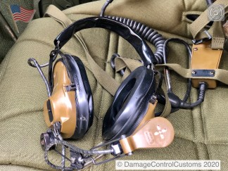 H-161 Military Radio Headset VIC-1 Intercom