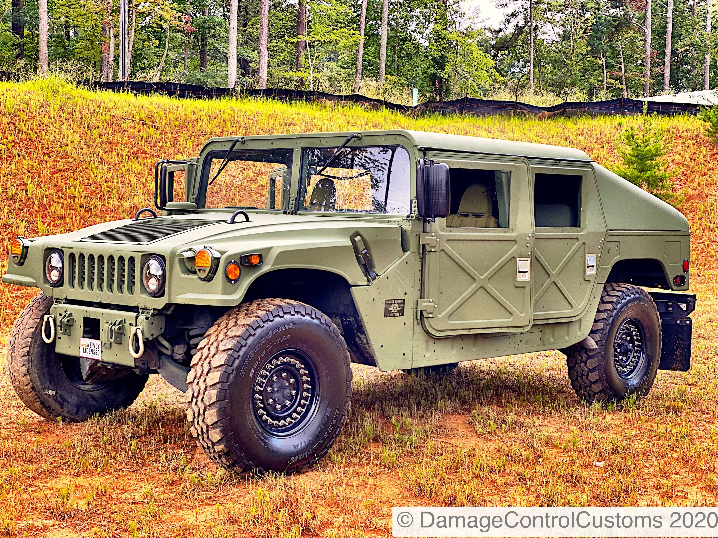 M1045 HMMWV HUMVEE For Sale