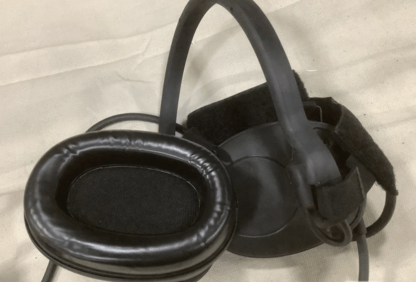 Racal Acoustics RA5000/1/6400 Headset