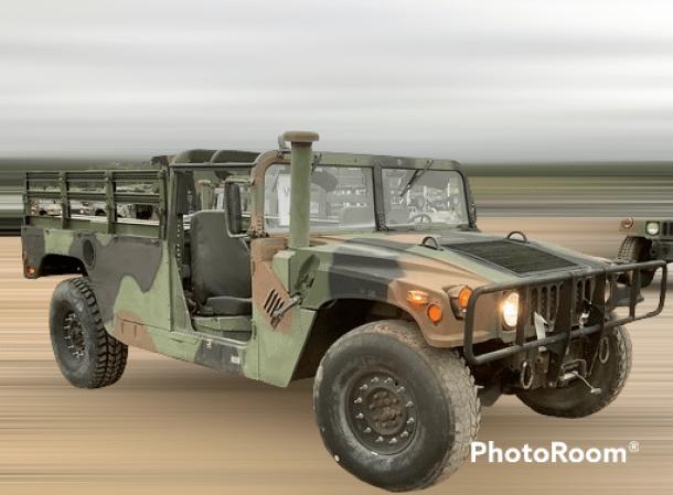M1123A2 HMMWV HUMVEE FOR SALE