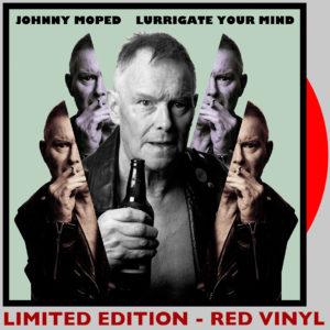 Resultado de imagen de Johnny Moped - Lurrigate Your Mind