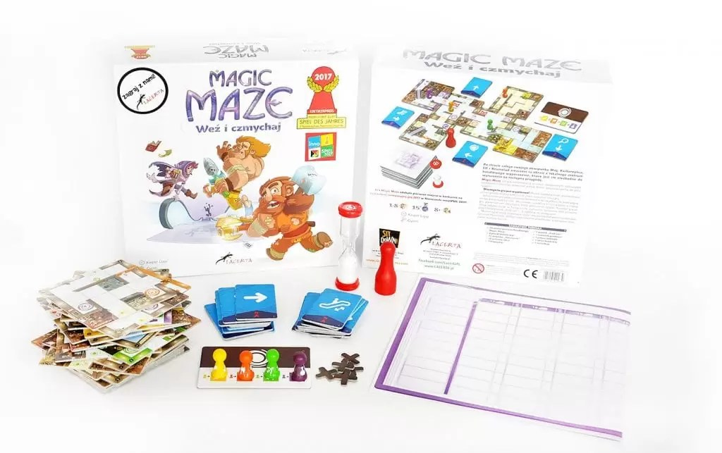 magic maze opinie