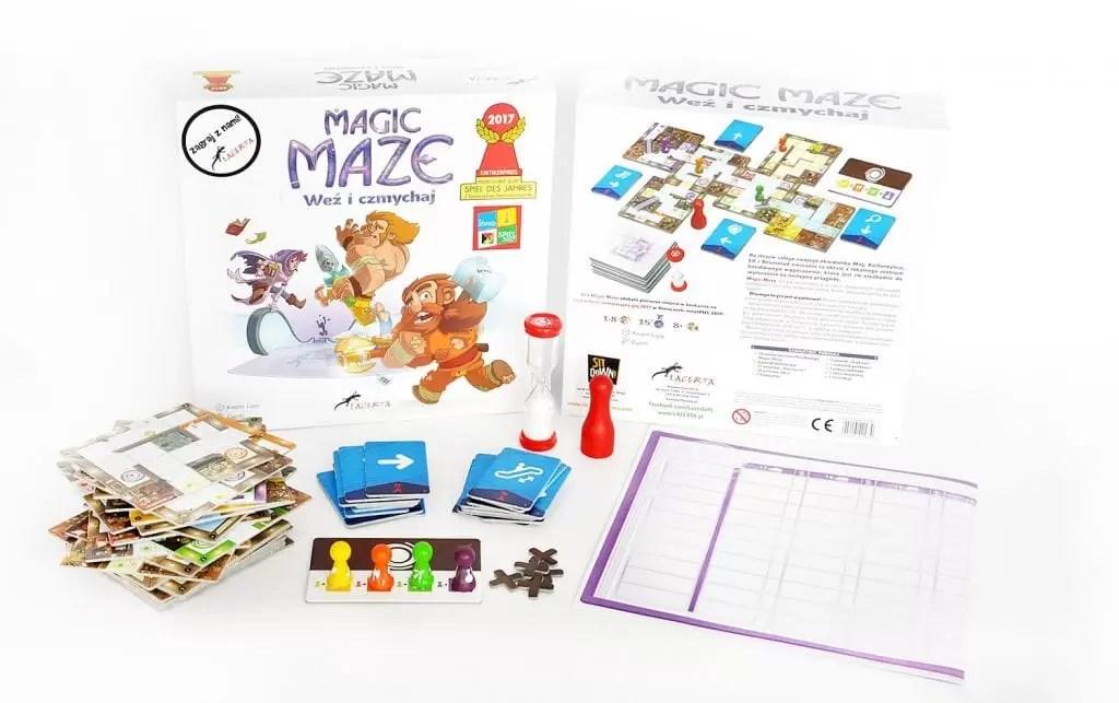 magic maze opinie