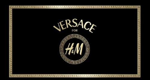 Fashion Collaboration HampM Plus Versace DA MAN Magazine