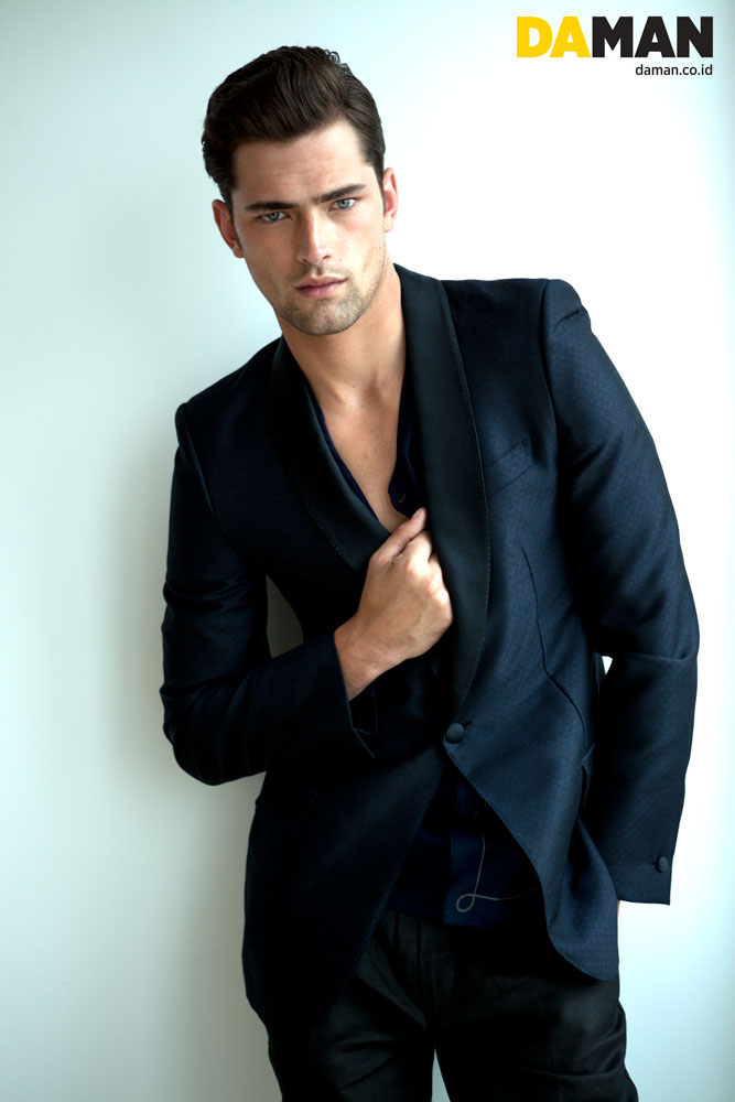 Exclusive Photos And Interview Of Sean OPry DA MAN Magazine