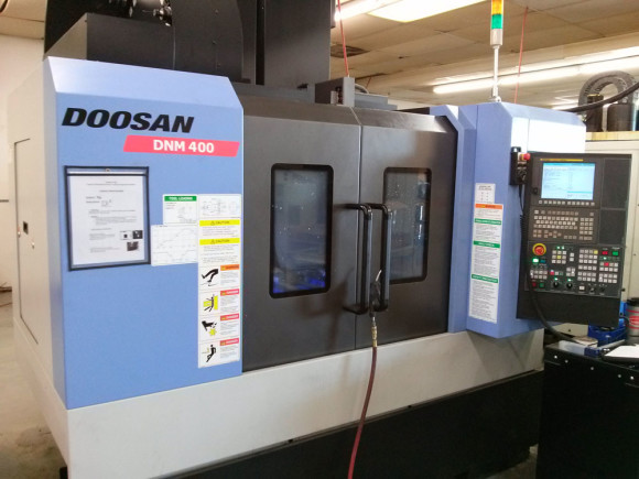 Precision Machining equipment