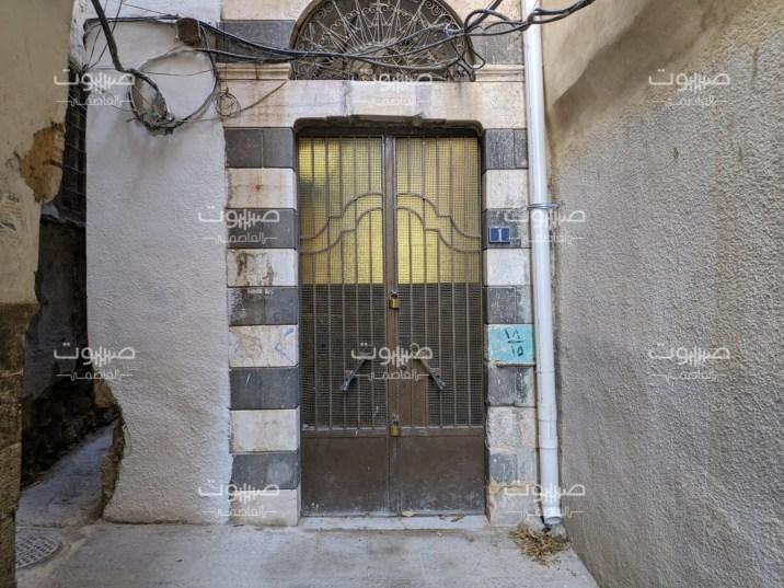 كنيس الفرنج الأثري في دمشق القديمة - صوت العاصمة