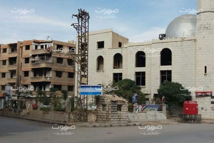 اعتقالات في بلدة المليحة بريف دمشق